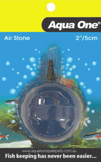 Aqua One Air Stone Ball 2 Inch/5cm (10148)
