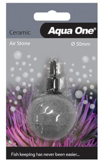 Aqua One Air Stone Ceramic 50mm (10151)