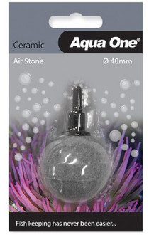 Aqua One Air Stone Ceramic 40mm (10152)