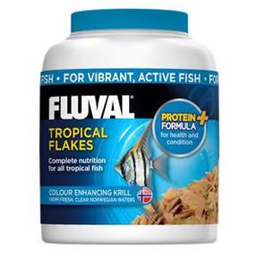 Fluval Tropical Flakes 325ml/54g