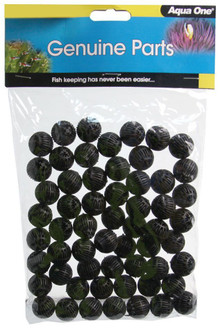 Aqua One Aquis & Aquis Advance Bio Balls - Suit all Canister Filters (50pk) (10756)