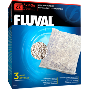 Fluval C3 Filter Ammonia Remover