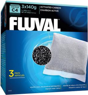Fluval C4 Filter Carbon