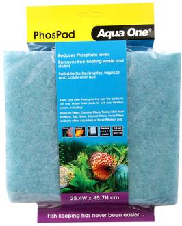 Aqua One Phos Pad - Self Cut Filter Pad (10460)