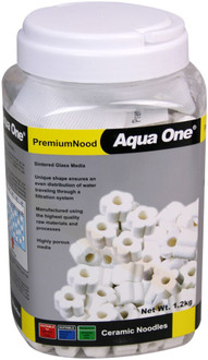 Aqua One Premium Nood - Ceramic Noodle 1.2kg (10417)