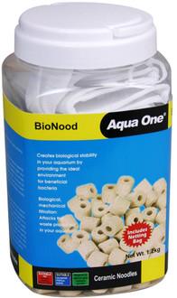 Aqua One BioNood - Ceramic Noodle 1.2kg (10436)