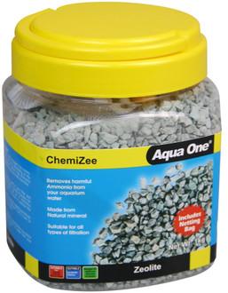 Aqua One ChemiZee - Zeolite Ammonia Remover 1kg (10438)