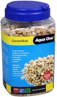 Aqua One CeramiSub - Ceramic Substrate 1.5kg (10442)