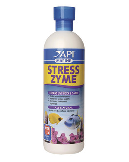 API Marine Stress Zyme 473ml