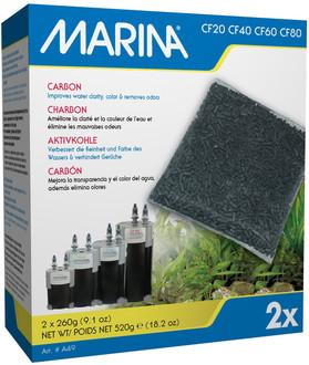 Marina CF20/40/60/80 Filter Carbon Pack (2pk)