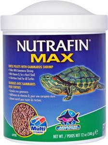 Nutrafin Turtle Pellets with Gammarus Shrimp 340gm