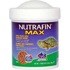 Nutrafin Turtle Pellets with Gammarus Shrimp 30gm