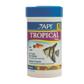 API Tropical Flake Food 10gm