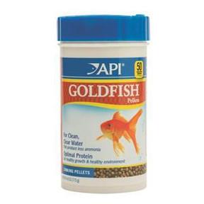 API Goldfish Pellets Sinking 113gm