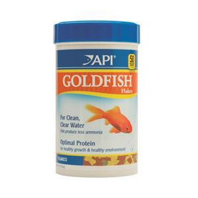 API Goldfish Flakes 160gm