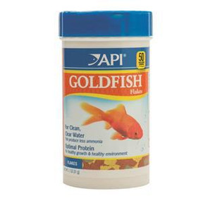 API Goldfish Flakes 30gm
