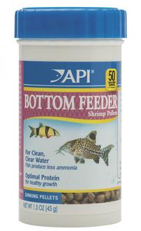 API Bottom Feeder Shrimp Pellets 43gm