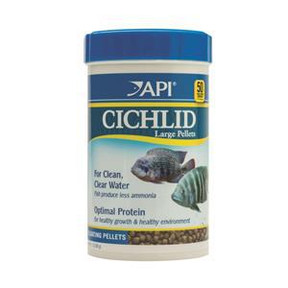 API Cichlid Pellets 200gm