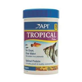API Tropical Flake Food 162gm