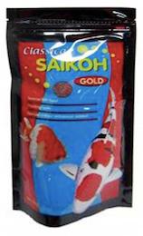 Saikoh Basic Goldfish & Koi Pellet Medium - 100gm