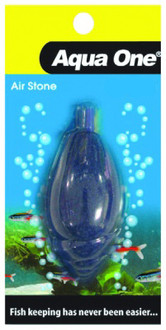 Aqua One Airstone Shaped Cone Shell 4cm X 8cm Medium (10354)