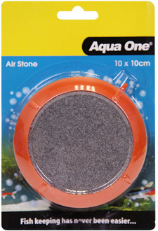 Aqua One Airstone PVC Encased Air Disk Medium 10cm (14044)