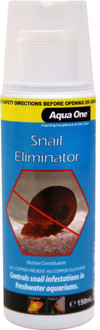 Aqua One Snail Eliminator 150ml (92242)