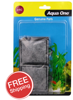 Aqua One AquaStart 340 Pro Carbon Cartridge 69c (25069c)