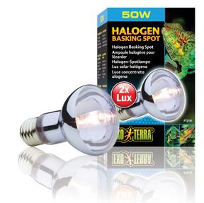 Exo Terra Halogen Basking Spot Lamp - 50 Watt (PT2181)