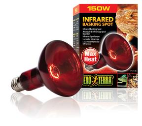 Exo Terra Heat Glo Infrared Heat Lamp - 150 Watt (PT2146)