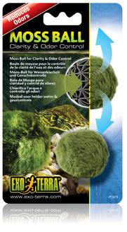 Exo Terra Moss Ball (Treats 30 - 60 litres) (PT2478)