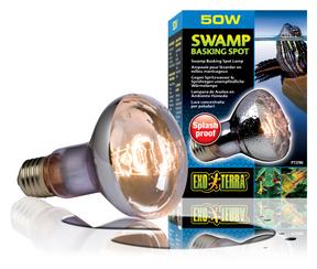 Exo Terra Sun Glo Swamp Glo Basking Spot Bulb - 50 Watt (PT3780)