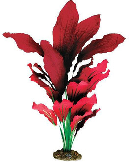 Aqua One Red Amazon Silk Plant - X-Large (24130)
