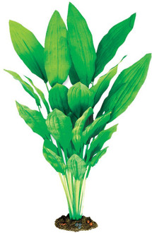 Aqua One Broad Leaf Amazon Silk Plant - X-Large (24134)