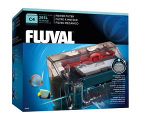 Fluval C4 Power Filter - 265L