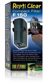 Exo Terra Repti Clear F150 Compact Filter (PT2095)