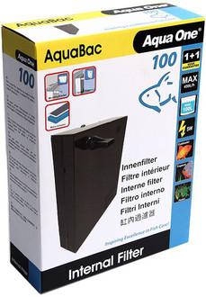 Aqua One AquaBac 100 Internal Filter - 450L/hr (11342)