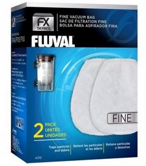 Fluval FX4/FX6 Gravel Cleaner Kit Vacuum Bag- Fine 2pk