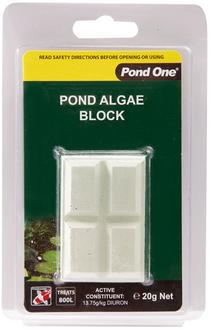 Pond One Algae Block 20g (95006)