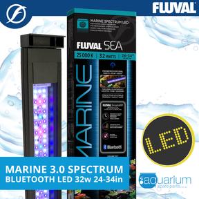 Fluval Sea Marine 3.0 Spectrum LED w/ Bluetooth 32w 61-85cm