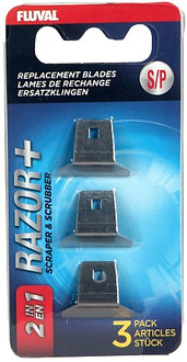Fluval Razor+ 2 In 1 Replacement Blades- Small