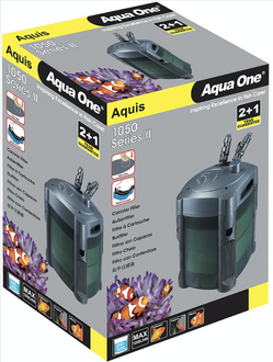 Aqua One Aquis 1050 Series II Canister Filter (94103)