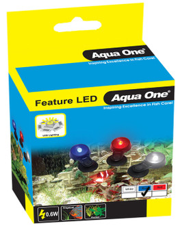 Aqua One Submersible Feature LED Replacement Lamp - Blue (20103)