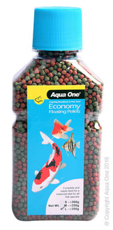 Aqua One Economy Pellets 3mm 350g (11590)
