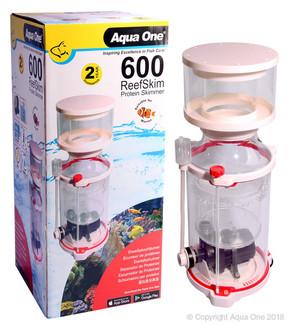 Aqua One ReefSkim 600 Protein Skimmer 1400Lh (50038)