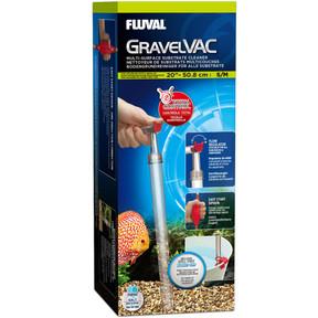Fluval Gravel Vac Multi - Substrate Cleaner (S/M)