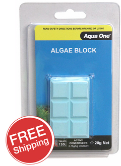 Aqua One Algae Block 20g (95001)