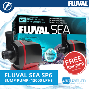 Fluval Sea SP6 Aquarium Sump Pump (13000 lph)