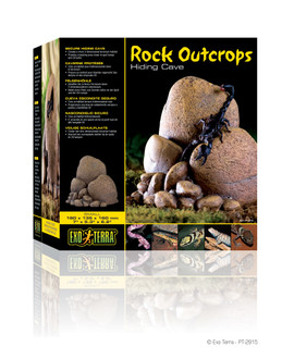 Exo Terra  Rock Outcrops - Small