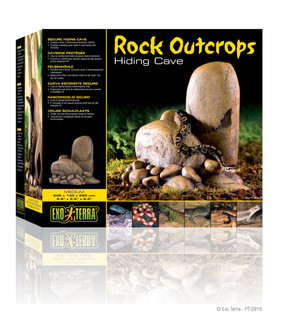 Exo Terra  Rock Outcrops - Medium